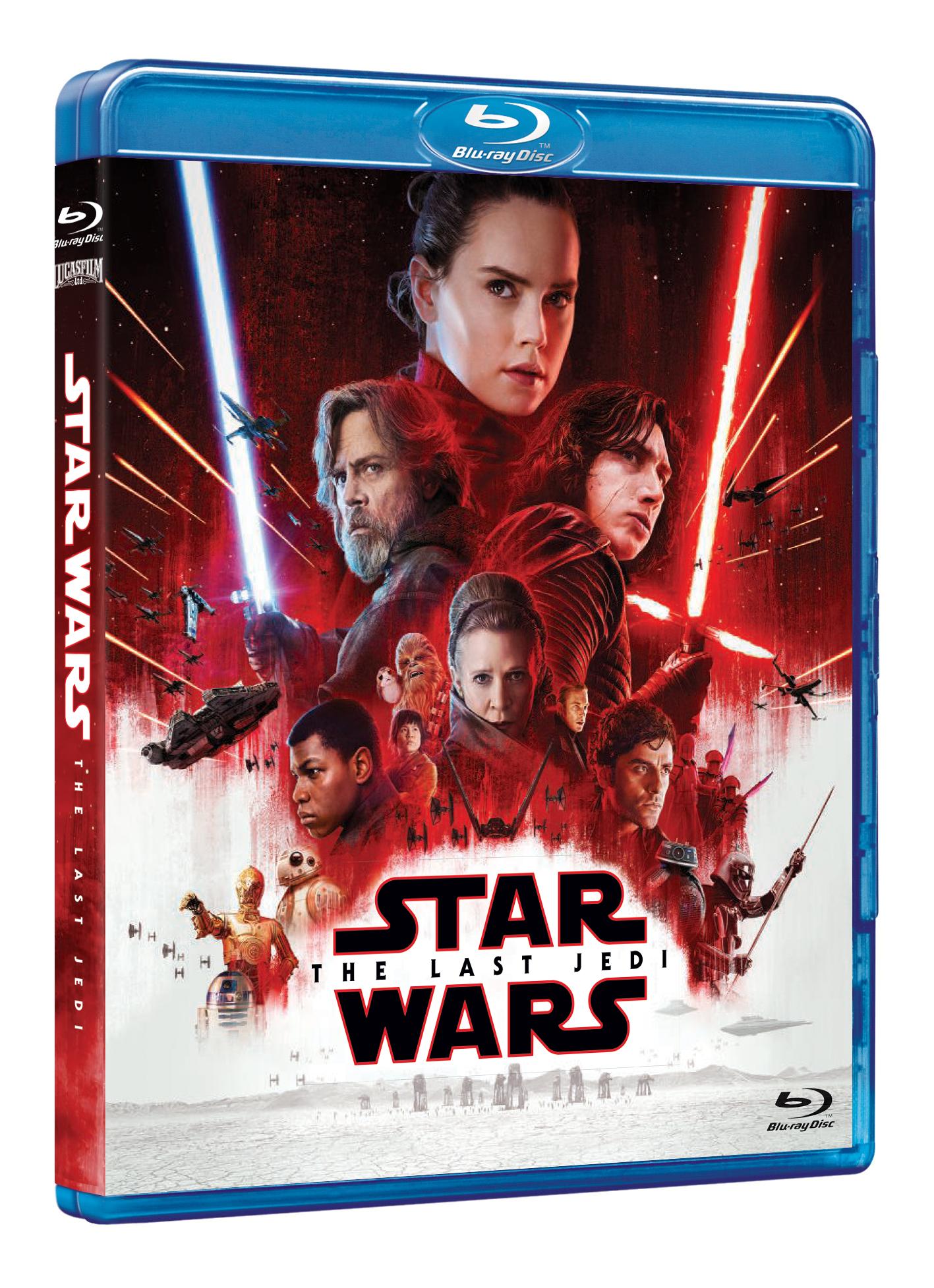 Star Wars: Ultimul Jedi (Blu Ray Disc) / Star Wars: The Last Jedi