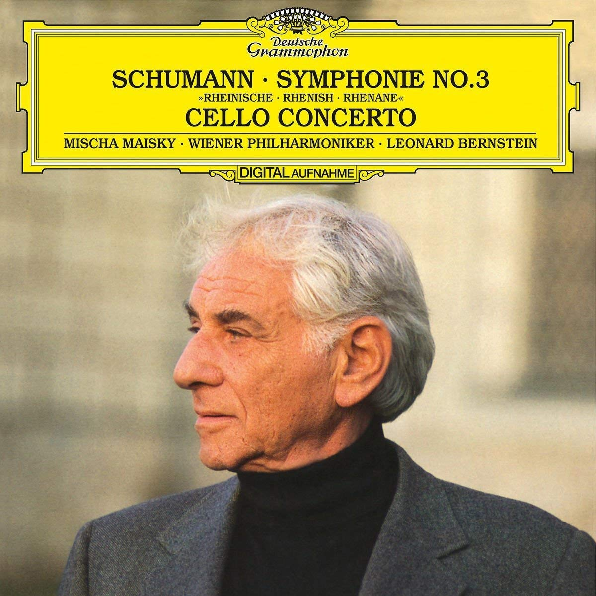 "Schumann: Symphony No.3 In E Flat, Op.97 - ""Rhenish""; Cello Concerto In A Minor, Op.129 - Vinyl"