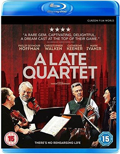 A Late Quartet (Blu Ray Disc)