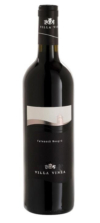Vin rosu - Feteasca Neagra Premium, sec, 2016 Villa Vinea