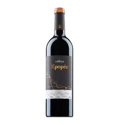 Vin rosu - Catleya Epopee Syrah, 2015, sec Catleya Wines