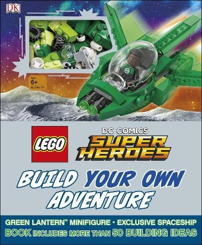 LEGO DC Comics Super Heroes Build Your Own Adventure |