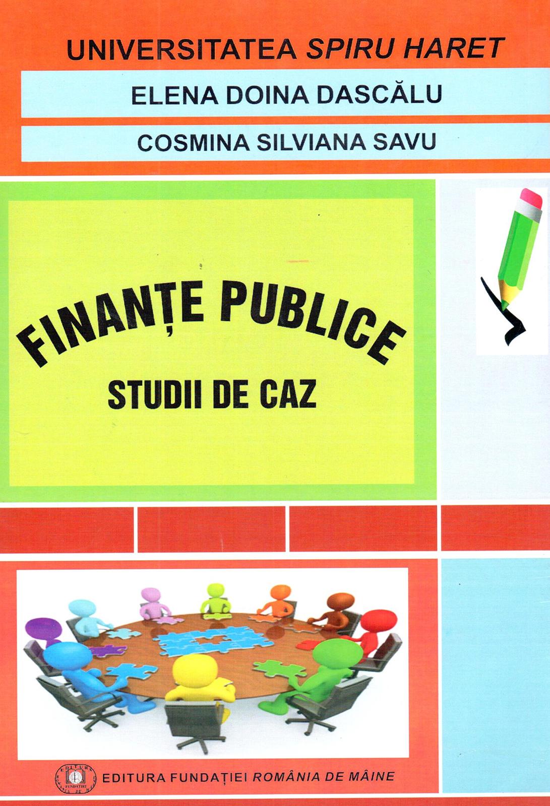 Finante publice - Studii de caz