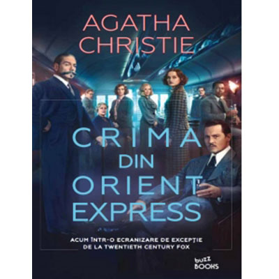 Crima din Orient Express | Agatha Christie
