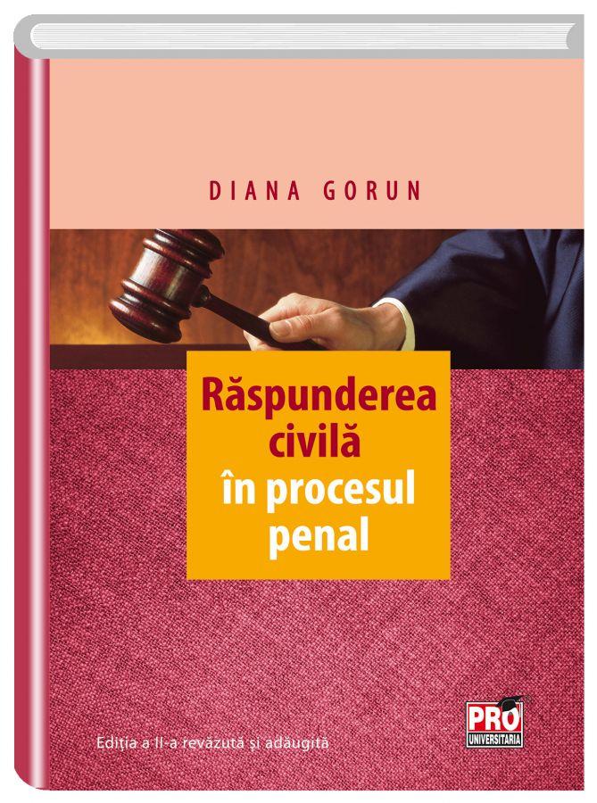Raspunderea civila in procesul penal