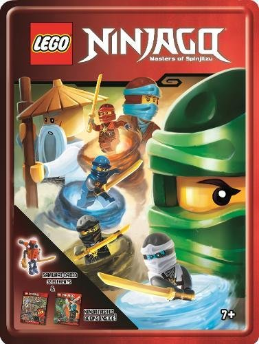 LEGO Ninjago: Gift Tin | Egmont Publishing UK