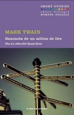 Bancnota de 1 milion de lire | Mark Twain