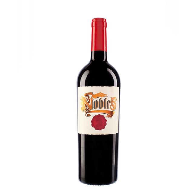 Vin rosu - Noble V, 2015, sec Budureasca