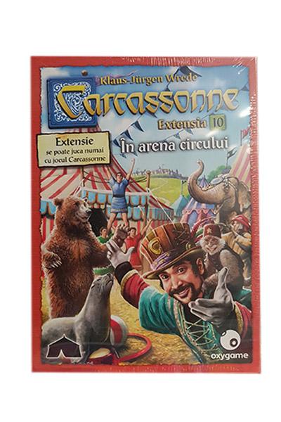 Carcassonne extensia 10 - In arena circului | Hans Im Gluck