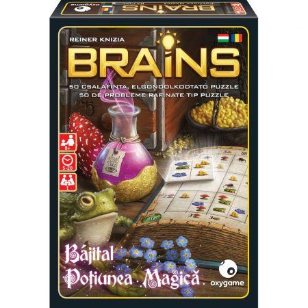 Brains - Potiunea magica | Oxygame