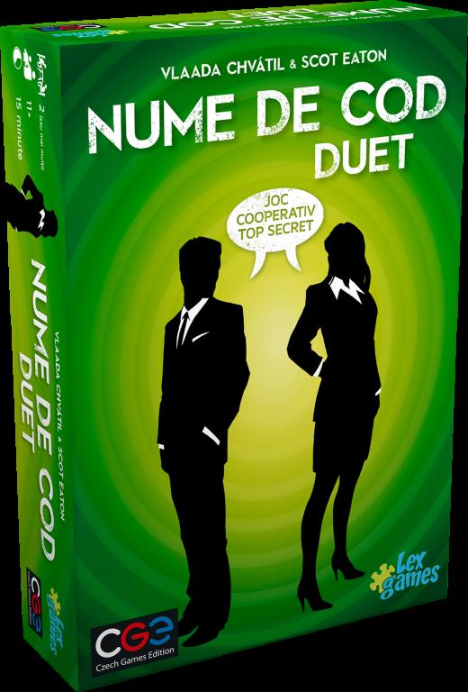 Nume de Cod Duet | Lex Games