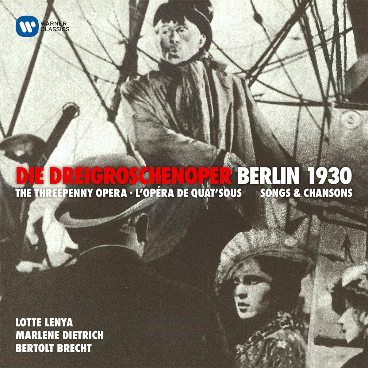 Weill - Threepenny Opera