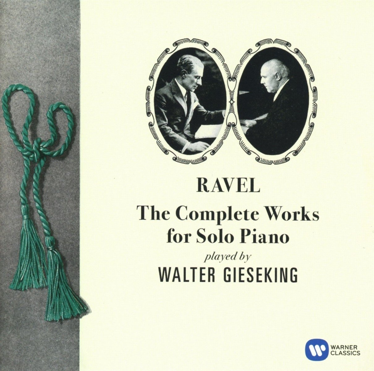 Ravel - The Complete Works for Solo Piano