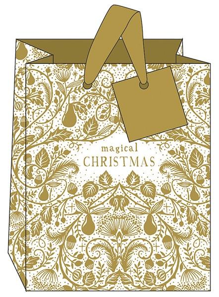 Punga medie pentru cadouri - Magical Christmas