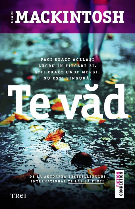 Te vad | Clare Mackintosh