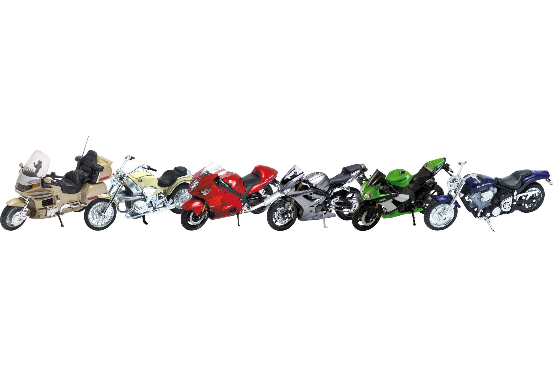 Jucarie- Motocicleta - mai multe modele | Goki