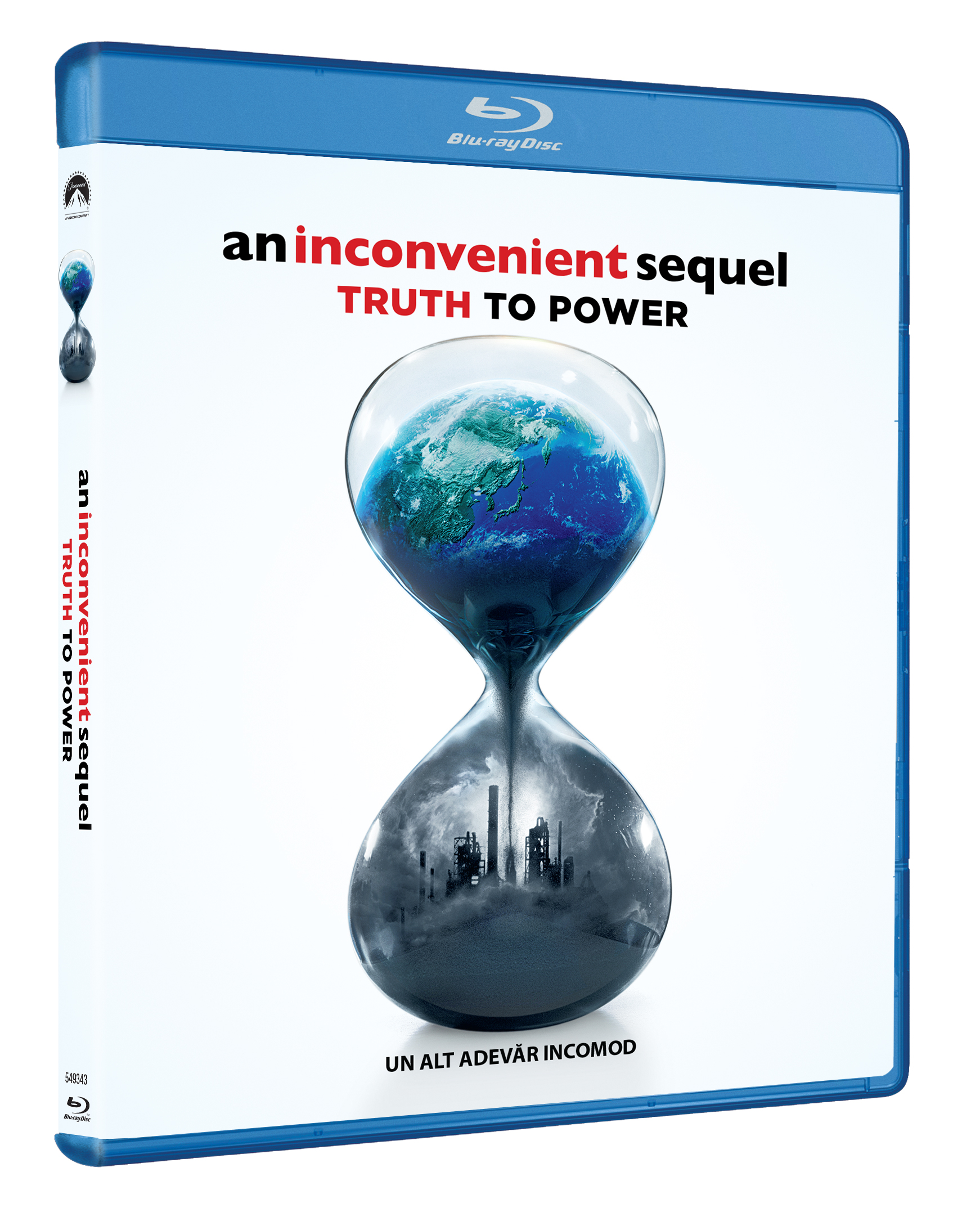 Un alt adevar incomod (Blu Ray Disc) / An Inconvenient Sequel - Truth to Power