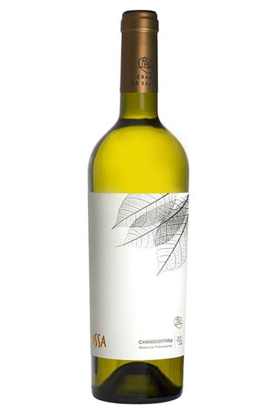 Vin alb - Issa Chardonnay Barrique, 2015, sec Crama La Salina