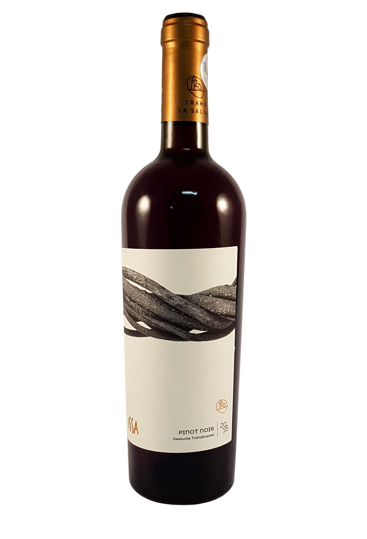 Vin rosu - Issa Pinot Noir Barrique, 2016, sec Crama La Salina