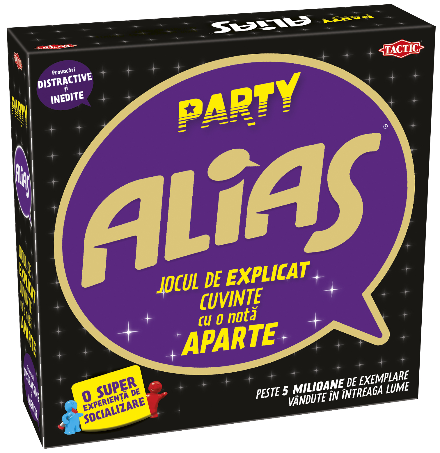 Party Alias | Tactic