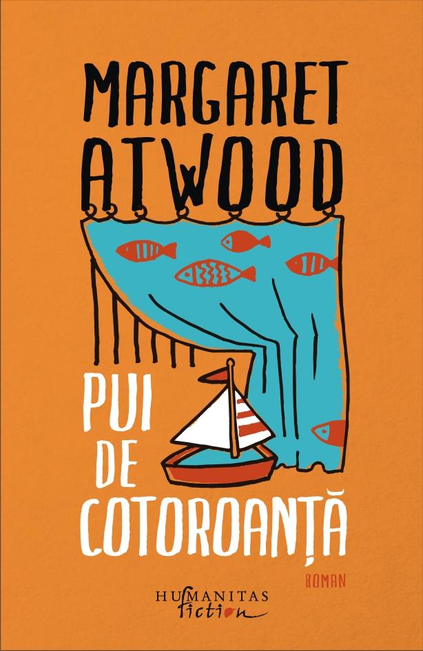 Imagine Pui De Cotoroanta - Margaret Atwood