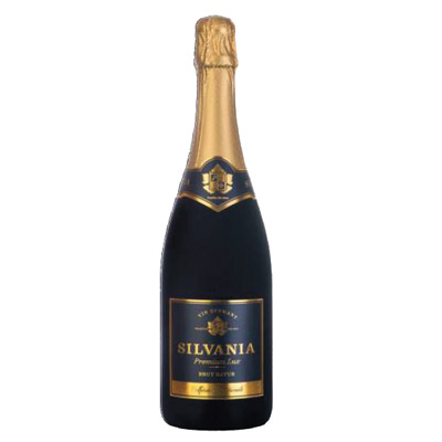 Vin spumant - Silvania Premium Lux, brut natur Podgoria Silvania