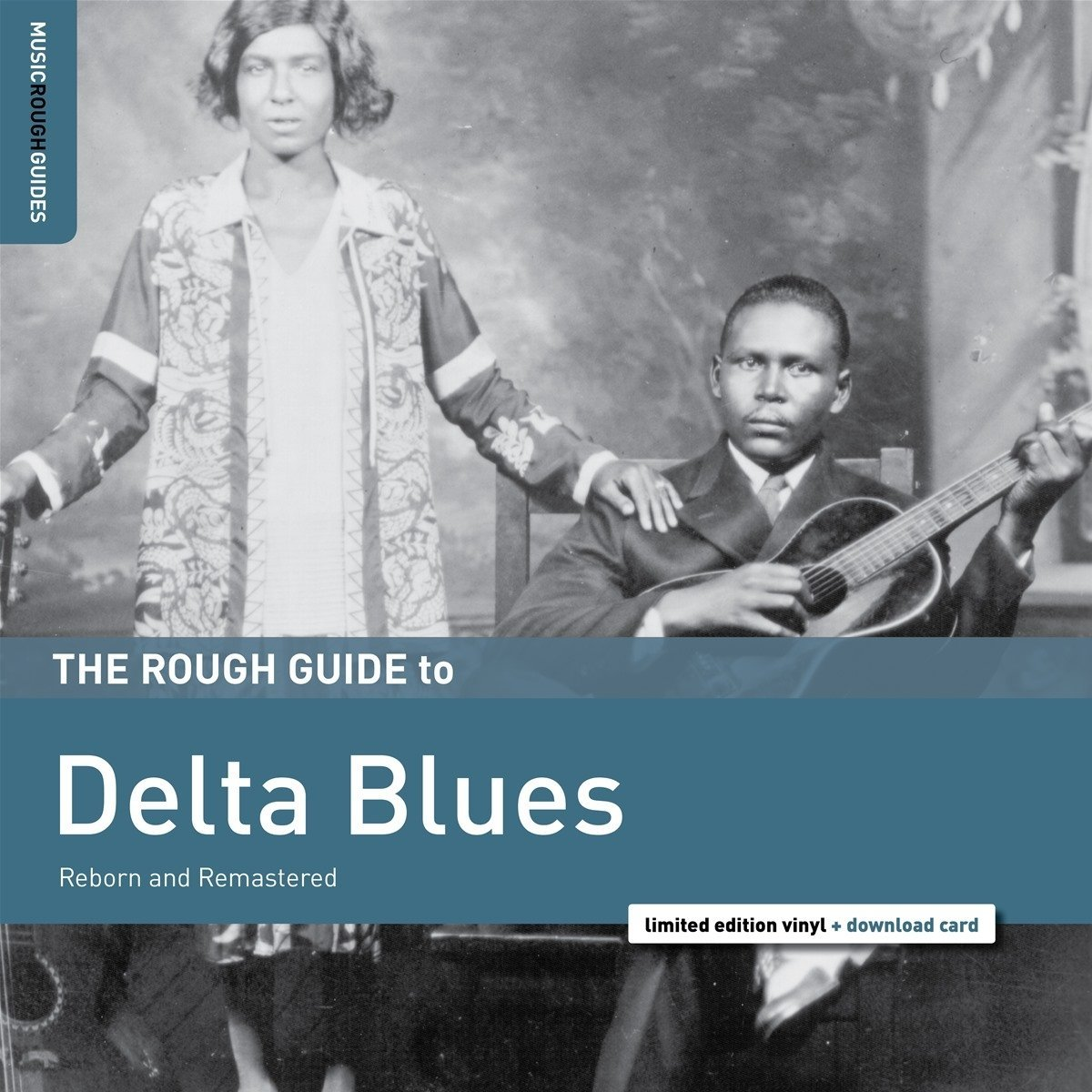 The Rough Guide to Delta Blues - Vinyl