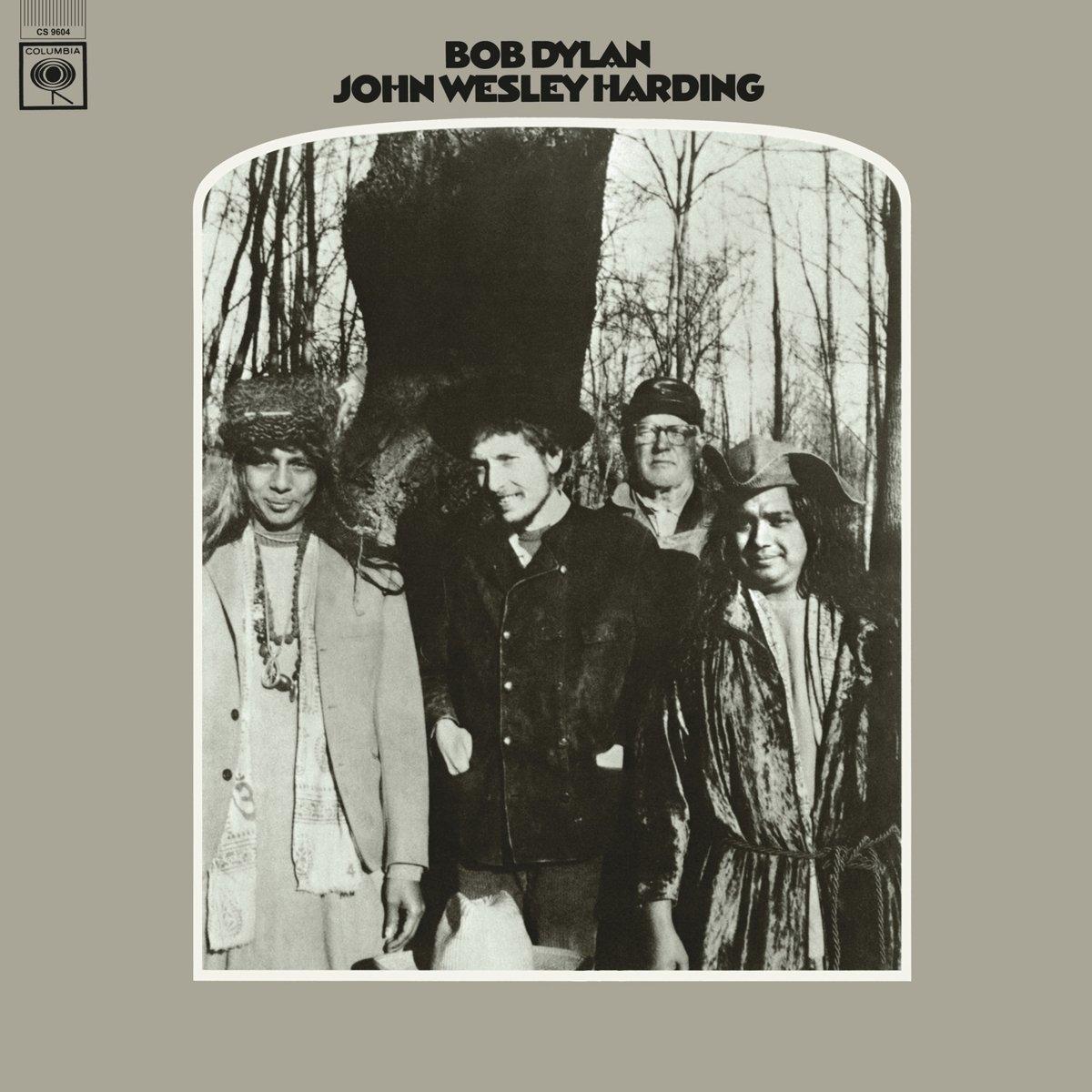 John Wesley Harding - Vinyl