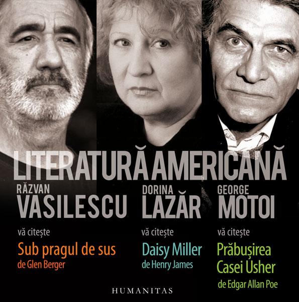 Literatura americana - Audiobook  