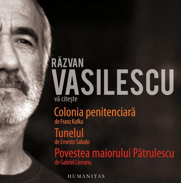 Razvan Vasilescu va citeste - Audiobook  