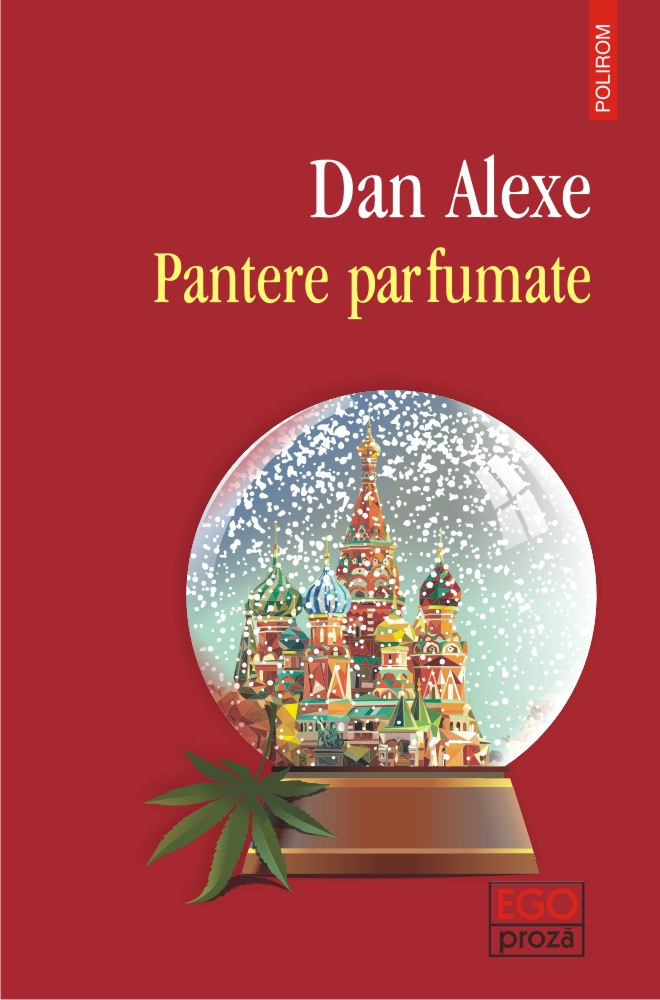 Pantere parfumate   Dan Alexe