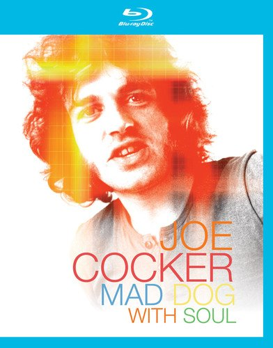 Mad Dog With Soul - Blu-Ray Disc