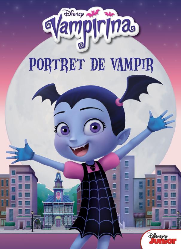 Vampirina - Portret de vampir