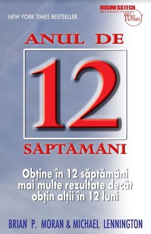 Imagine Anul De 12 Saptamani | Brian P, Moran, Michael