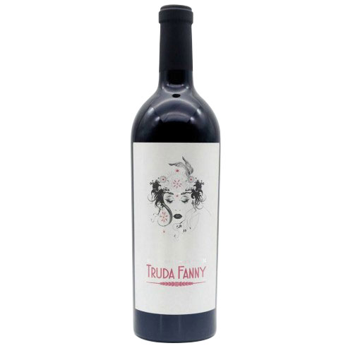 Vin rosu - Stefanesti - Truda Fanny, rosu, sec Casa de Vinuri Stefanesti