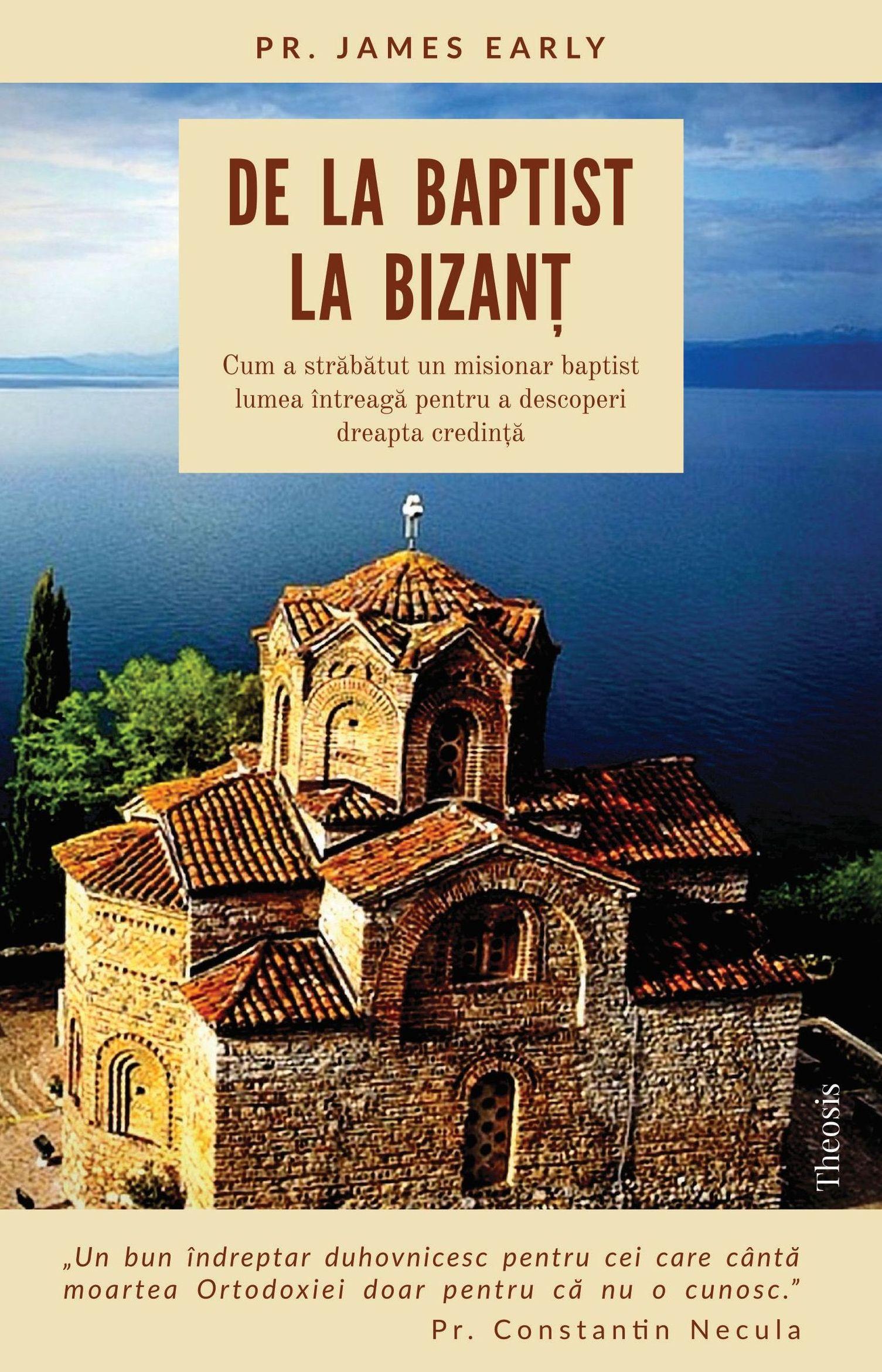 Imagine  De La Baptist Bizant - James Early