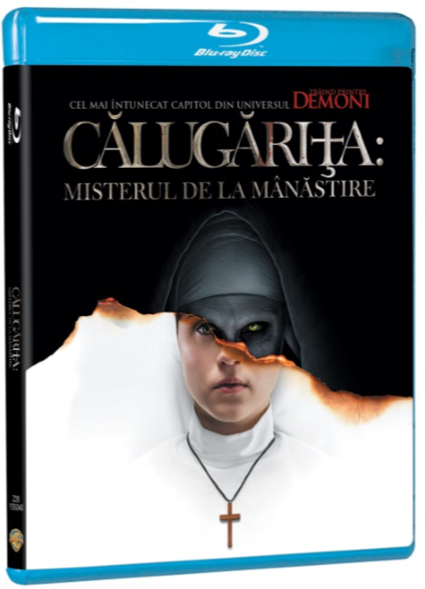 Calugarita: Misterul de la Manastire / The Nun (Blu-Ray Disc) thumbnail