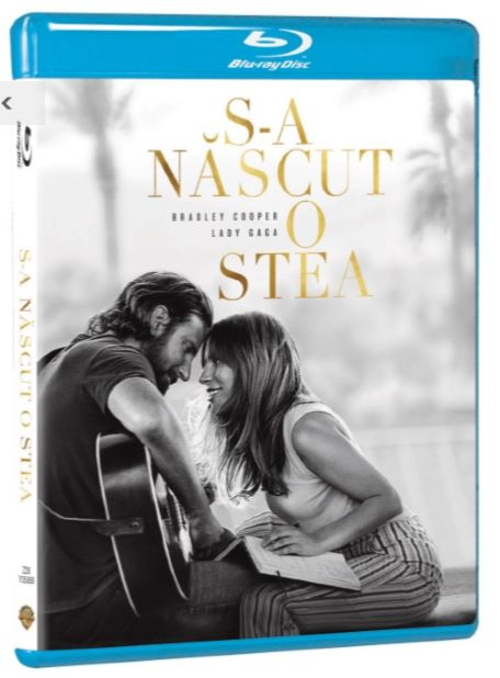 S-a nascut o stea / A star is Born (Blu-Ray Disc) thumbnail