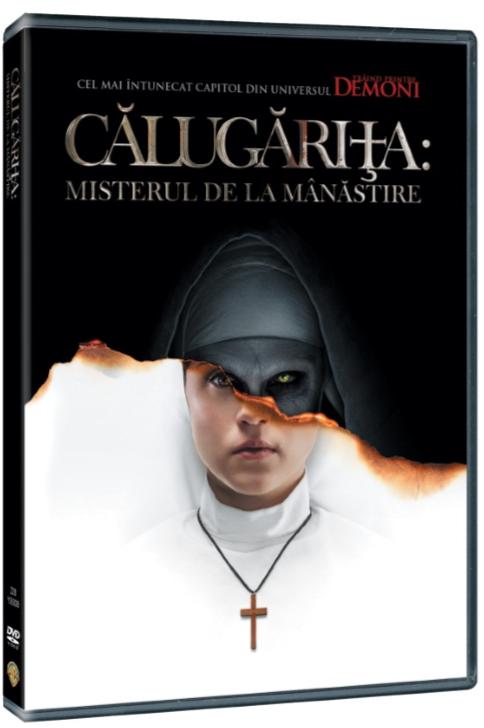 Calugarita: Misterul de la Manastire / The Nun thumbnail