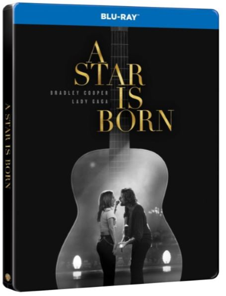 S-a nascut o stea / A star is born (Blu-Ray Steelbook) thumbnail
