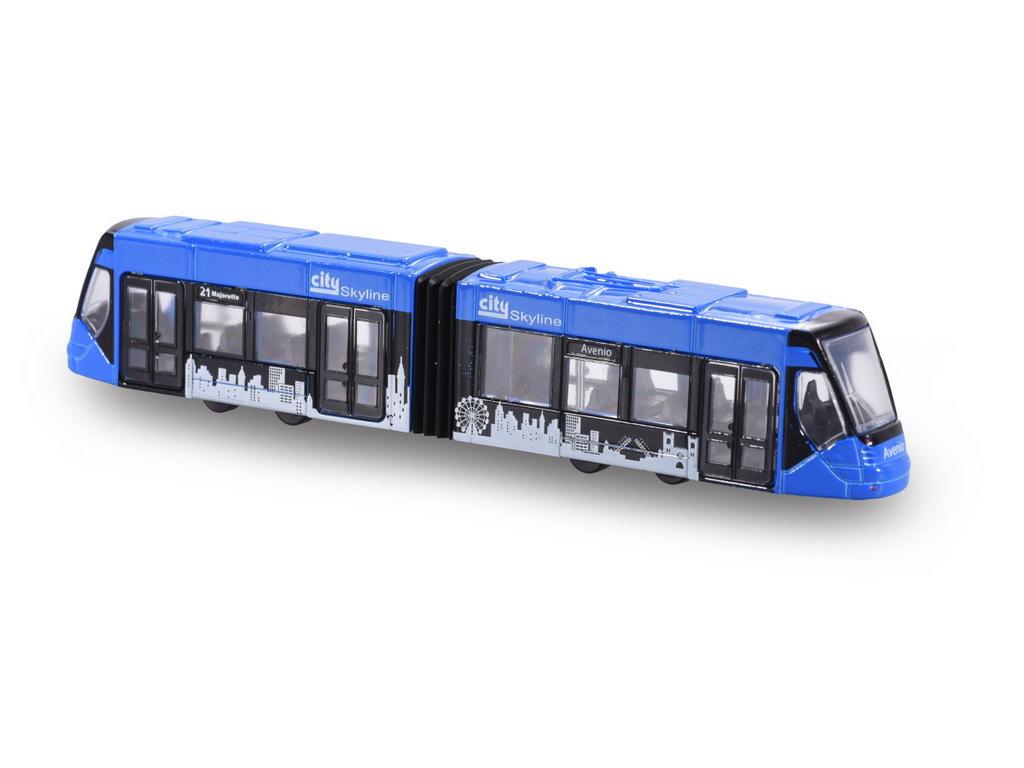 Mijloace de transport - Majorette Man Autobus Tramvai -diverse modele   Majorette - 2