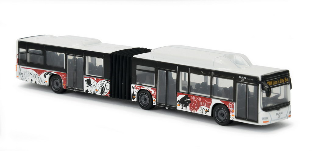 Mijloace de transport - Majorette Man Autobus Tramvai -diverse modele   Majorette - 1