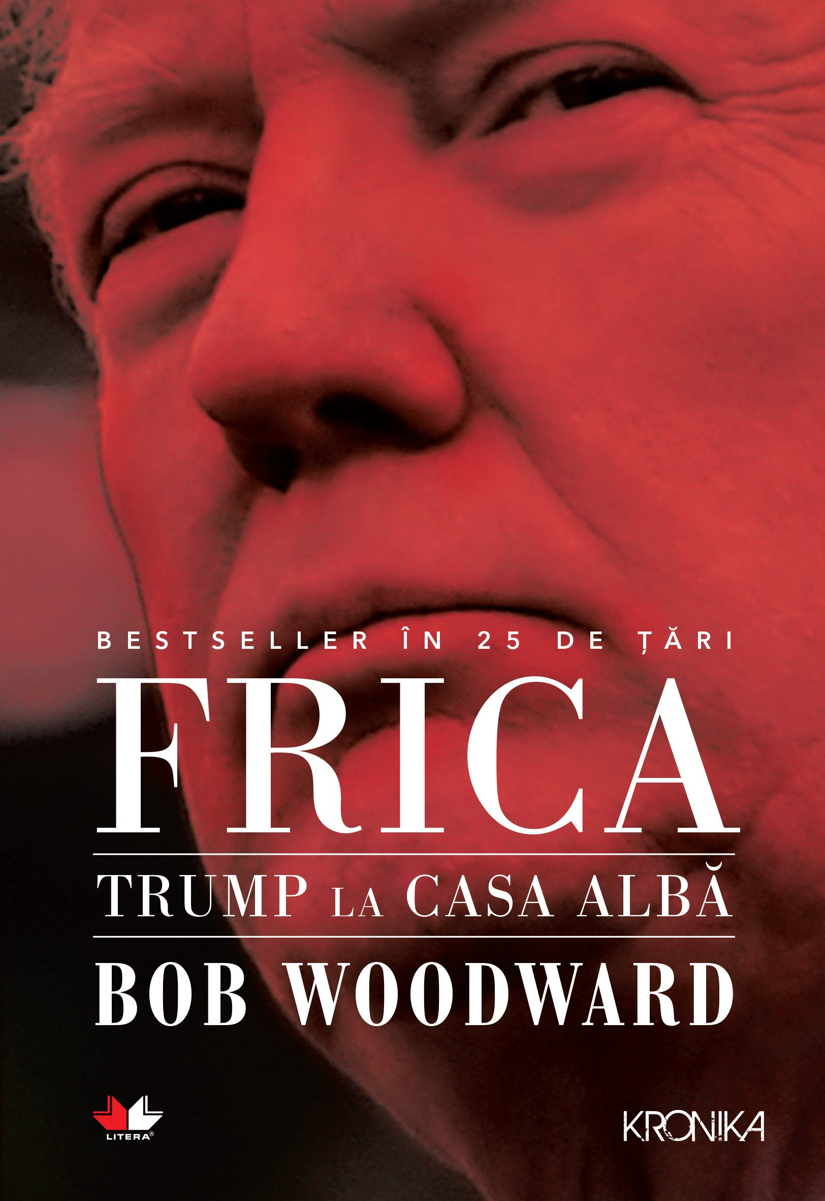 Imagine  Frica.trump La Casa Alba - Bob Woodward