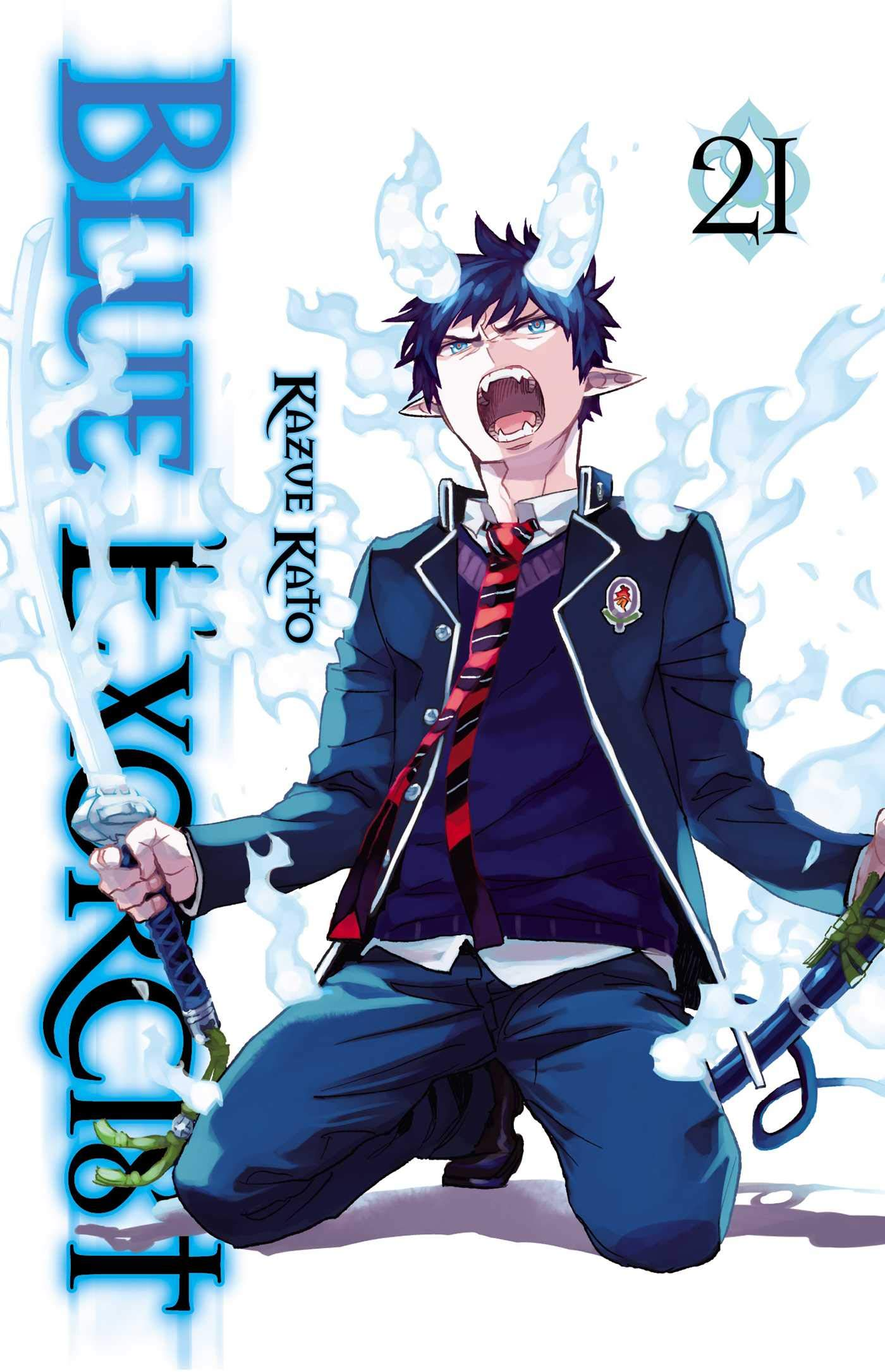 Blue Exorcist - Volumul 21 thumbnail