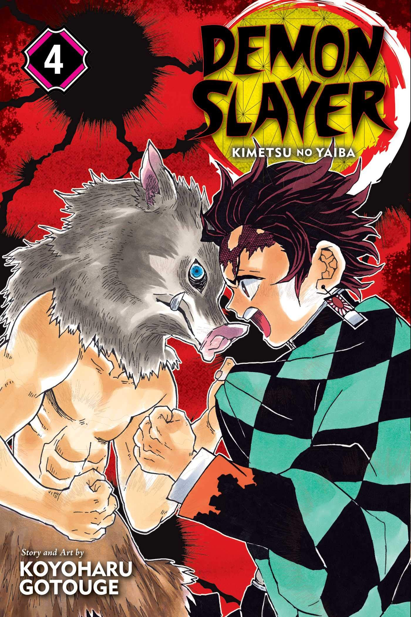 Demon Slayer - Volume 4 thumbnail