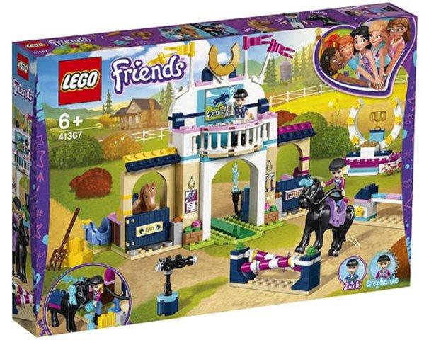 Sariturile cu calul lui Stephanie (41367) | LEGO