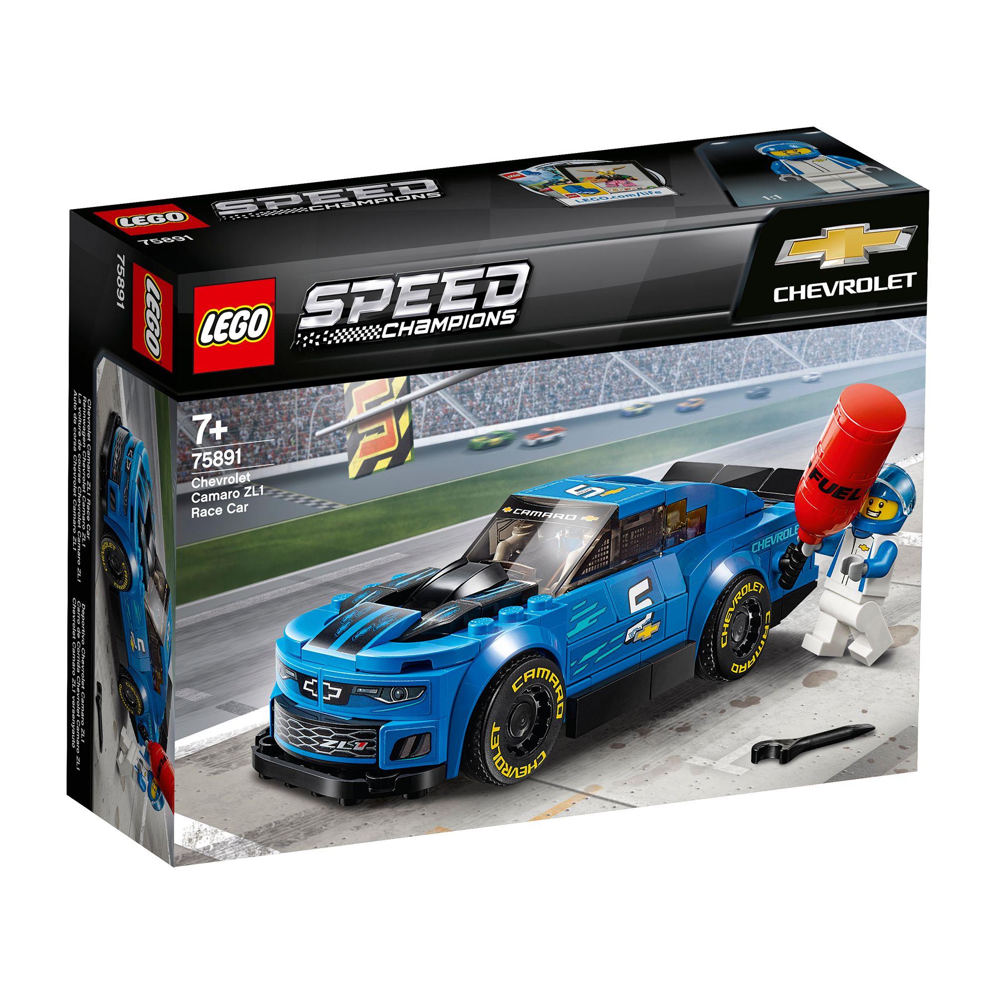 Masina de curse Chevrolet Camaro ZL1 (75891) | LEGO