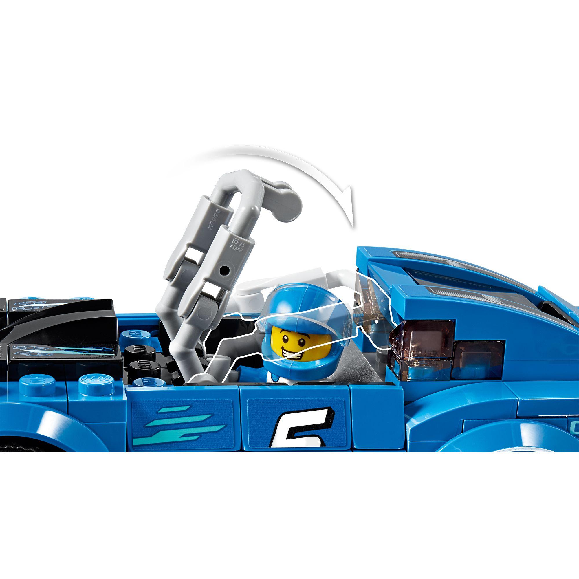 Masina de curse Chevrolet Camaro ZL1 (75891) | LEGO - 11