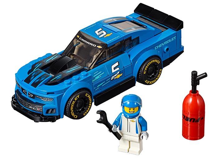 Masina de curse Chevrolet Camaro ZL1 (75891) | LEGO - 2