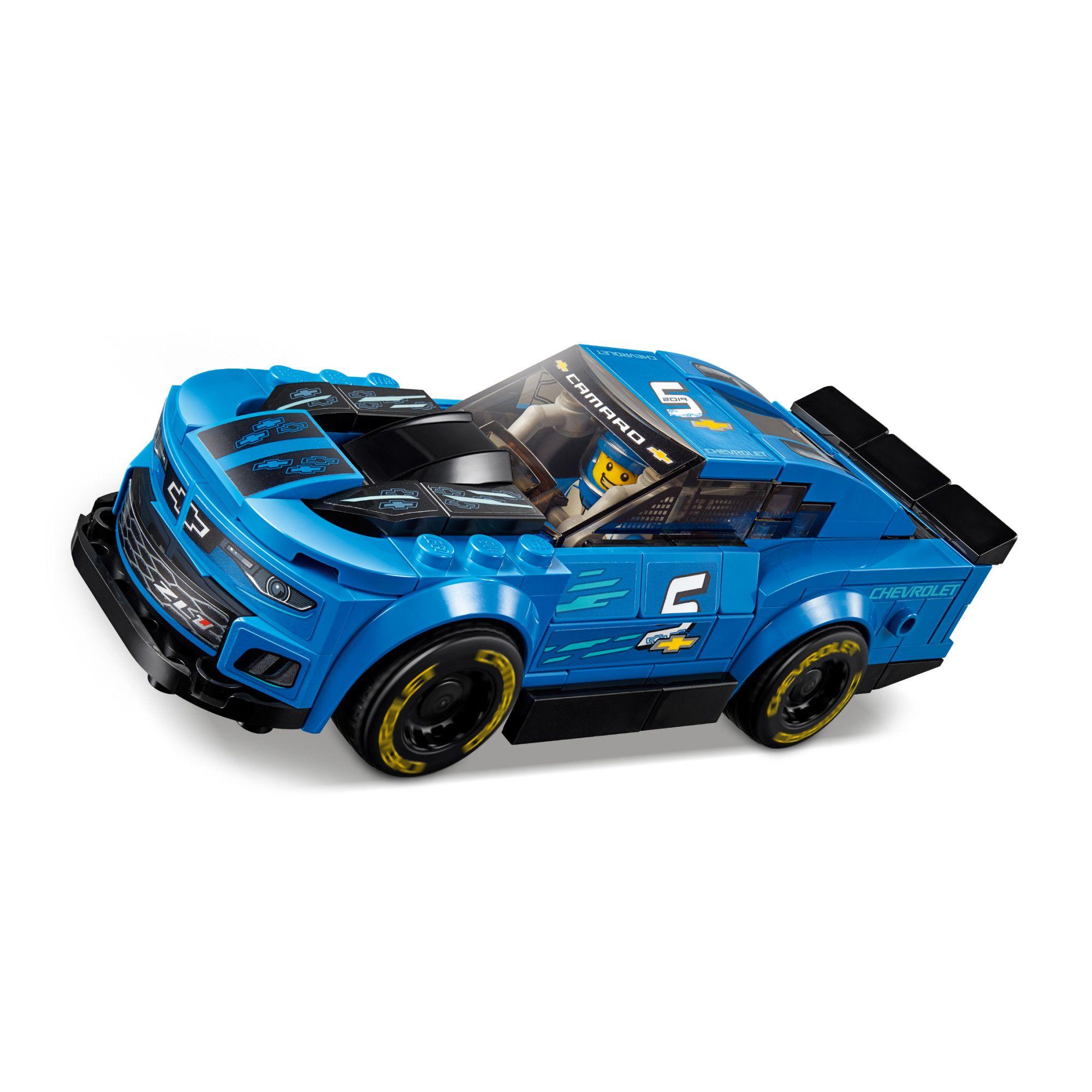 Masina de curse Chevrolet Camaro ZL1 (75891) | LEGO - 10